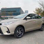 Toyota Vios 2021 giảm giá bán tháng 5, quyết giành lại ngôi đầu từ Hyundai Accent