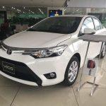 Toyota VIOS 2018 Khuyến Mãi Hỗ Trợ Trả Góp