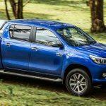 Toyota Fortuner, Yaris, Hilux không có xe nhập về tháng 4/2018