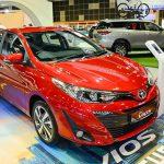 Toyota Vios 2019 dự kiến ra mắt Việt Nam vào tháng 9