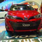 Những tính năng  trang bị trên xe Toyota Vios 2018