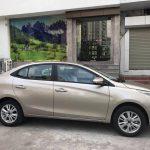 Giá lăn bánh Toyota Vios 2019
