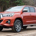 Màu xe Toyota Hilux 2019