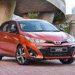 Toyota Yaris 2019 đã có mặt tại Việt Nam