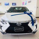 Giá xe Toyota Camry 2019 khuyến mại tháng 03/2019