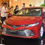 Chi tiết xe Toyota Camry 2.5Q 2019 nhập Thailand về Việt Nam