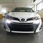 Toyota Vios 2019 trả góp
