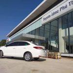 Bảng giá xe Toyota Phú Thọ