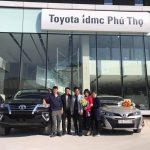 Toyota Phú Thọ Khai trương 2020