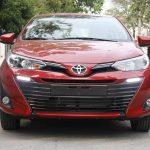 Toyota Vios: Giá Vios 2020 mới nhất tháng 1/2020 và so sánh với giá xe cùng phân khúc