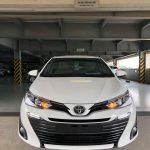 Toyota Vios 2020 màu trắng