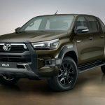 """Toyota Hilux phiên bản nâng cấp 2021 – """"Tút tát"""" để cạnh tranh Ford Ranger"""