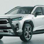 Toyota xác nhận chuẩn bị ra mắt một mẫu SUV hoàn toàn mới