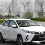 Toyota Vios 1.5E CVT Trắng Ngọc Trai